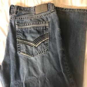 MENS FADED GLORY 38x32 Jeans